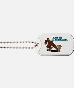 Funny Legends Dog Tags