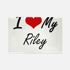 I love my Riley Magnets