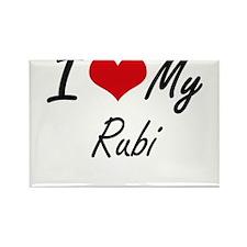 I love my Rubi Magnets