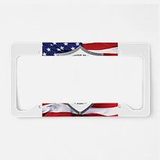 USADL License Plate Holder