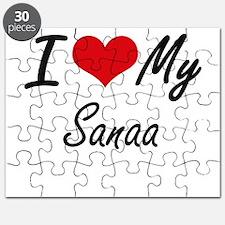 I love my Sanaa Puzzle