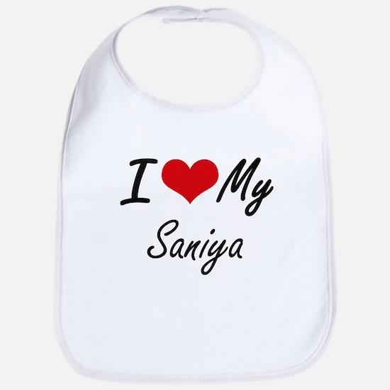 I love my Saniya Bib