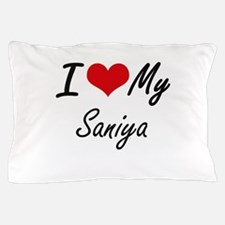 I love my Saniya Pillow Case