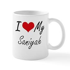 I love my Saniyah Mugs