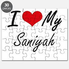 I love my Saniyah Puzzle