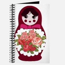 Cute Doll Journal