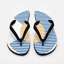 colorado circle Flip Flops