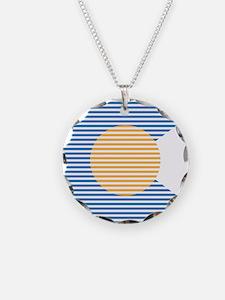 colorado circle Necklace