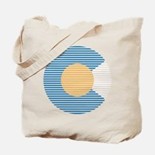 colorado circle Tote Bag