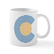 colorado circle Mugs
