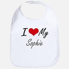 I love my Sophie Bib