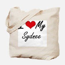 Cool Sydnee Tote Bag