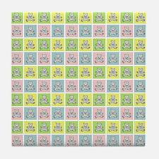 CUDDLY BEARS Tile Coaster