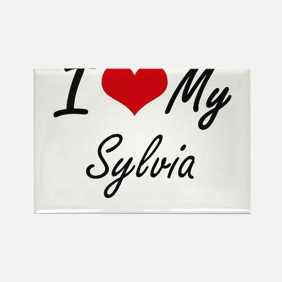 I love my Sylvia Magnets