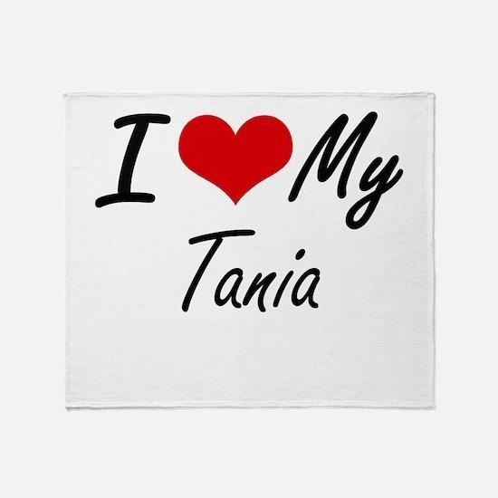 I love my Tania Throw Blanket