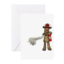Fire Greeting Cards (Pk of 20)