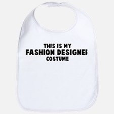Fashion Designer costume Bib