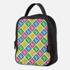 CUDDLY BEARS Neoprene Lunch Bag