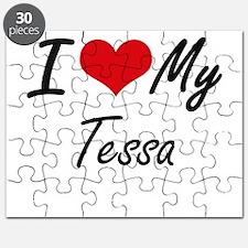 I love my Tessa Puzzle