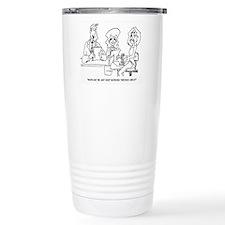 Cute Lunch Thermos Mug