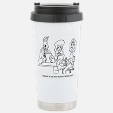 Funny Court reporting Travel Mug