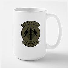 Pershing Veteran (subdued) Mugs