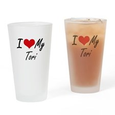 I love my Tori Drinking Glass