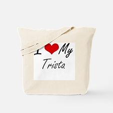 I love my Trista Tote Bag