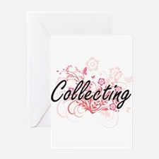 Collecting Artistic Design with Flo Greeting Cards