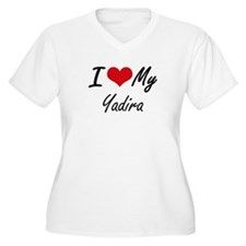 I love my Yadira Plus Size T-Shirt