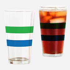 SIERRA LEONE Drinking Glass