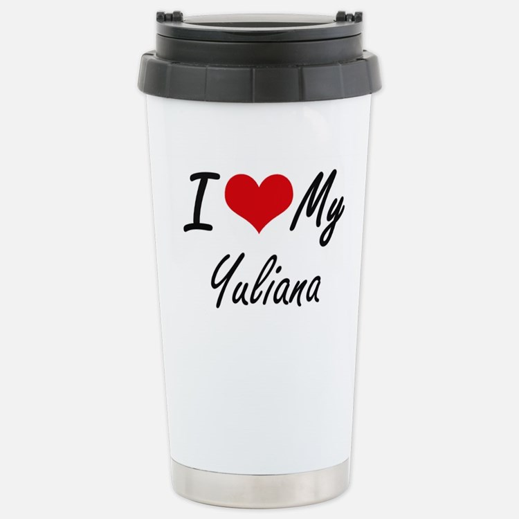 I love my Yuliana Travel Mug