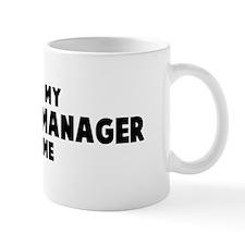 Facilities Manager costume Mug
