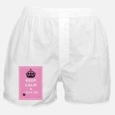 Lock on Boxer Shorts