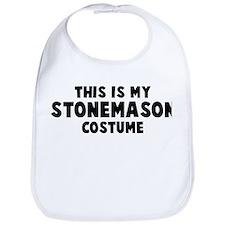 Stonemason costume Bib