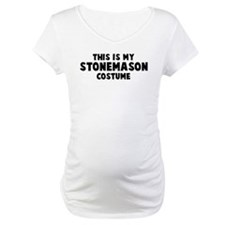 Stonemason costume Shirt