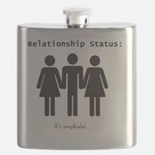 Unique Polyamory Flask