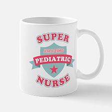 Super Pediatric Nurse Mug