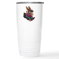Unique American tribal style Travel Mug