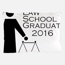 Funny Uc berkeley law school Pillow Case