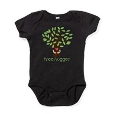 Cool Hippies Baby Bodysuit