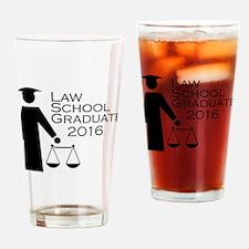 Cute Bar exam Drinking Glass