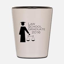 Unique Law school Shot Glass