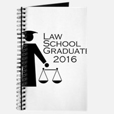Cute Law school graduation Journal