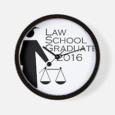 Unique Law school Wall Clock