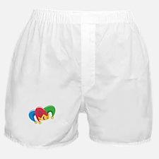 Jester Hat Boxer Shorts