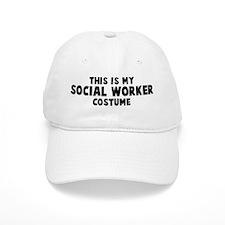 Social Worker costume Baseball Cap