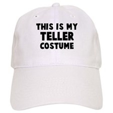 Teller costume Baseball Cap