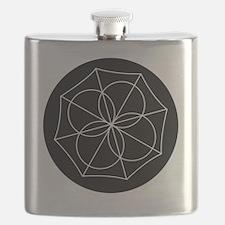 Funny Kenpo Flask