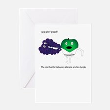 Grapple Greeting Cards
